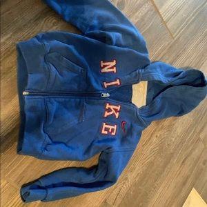 Nike 3T hooded zip up jacket